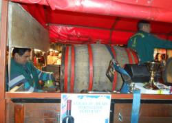 Mlado vino iz starog bureta