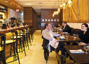Srpski restoran Ambar u Americi