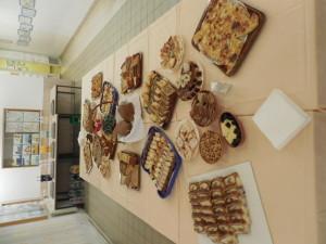 Kruh, pogače in sladice za pokušino