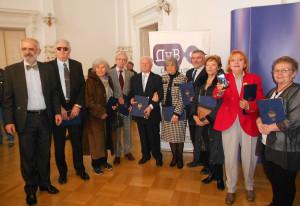 Dobitniici Spomenice Društva novinara Vojvodine