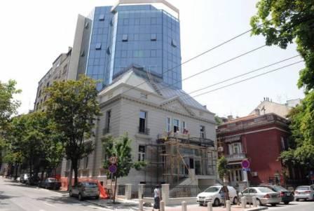 Poslovni centar Borisa Vukobrata u Beogradu