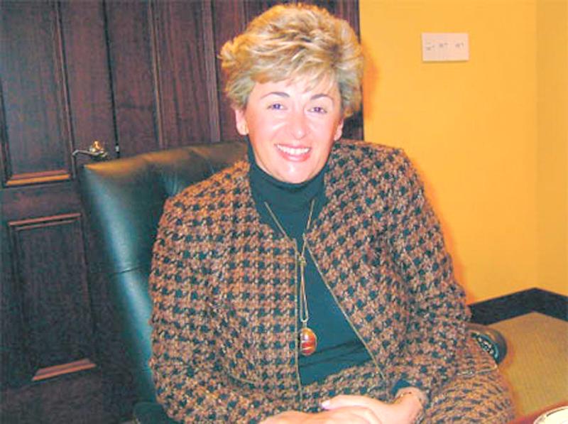 Ubavka Rebeka Mekdonald, bizsnismen iz Kanade