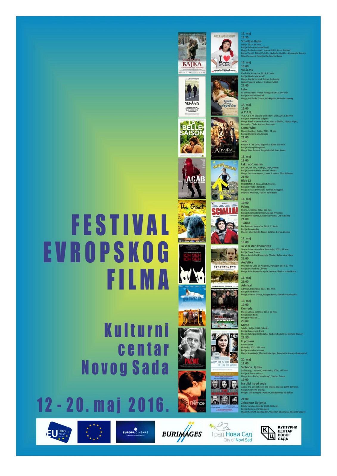 1. Program festivala