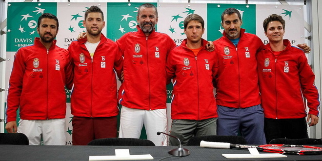 1. Dejvis kup reprezentacija Srbije