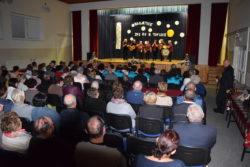 Številno občinstvo v Bogojini.